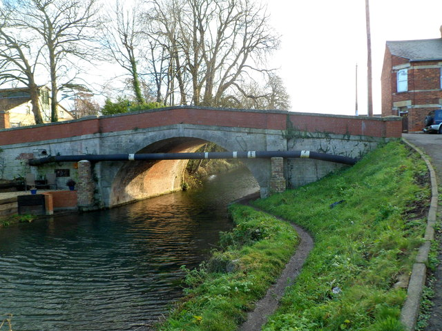 Ryeford Bridge, Stroudwater Canal
