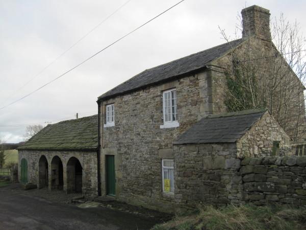 Farm Buildings, West Land Ends Farm