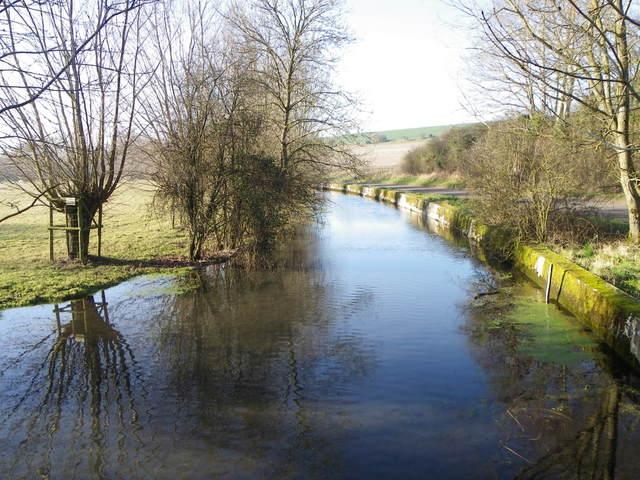 River Ebble, Broad Chalke - 14