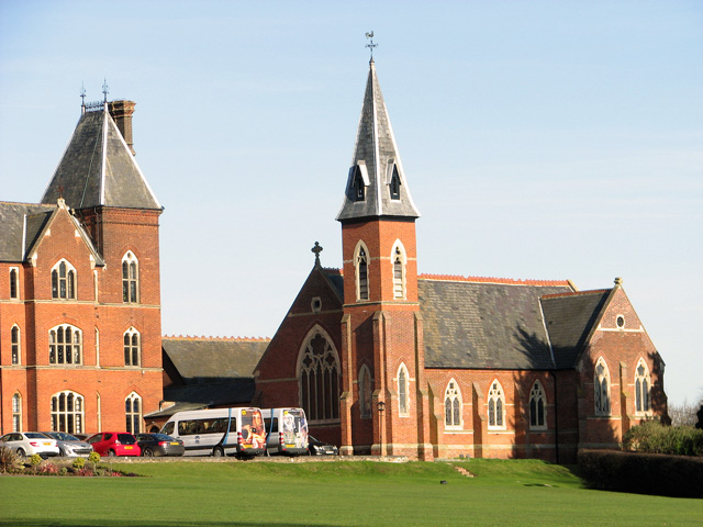 Chapel at Framlingham College, Framlingham