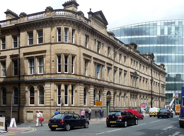 184-186 Deansgate, Manchester