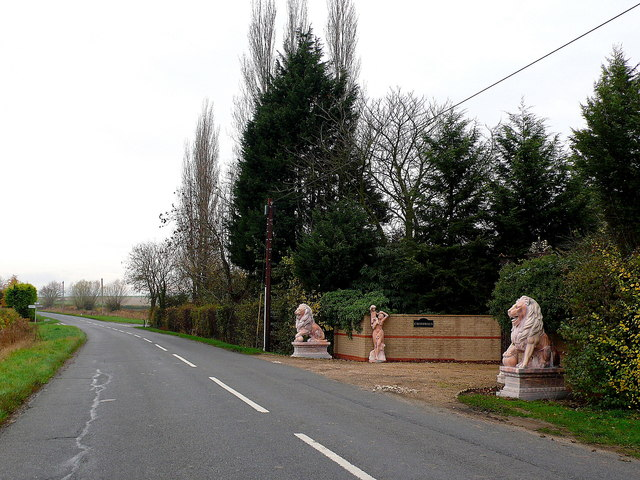 Entrance to Crossways