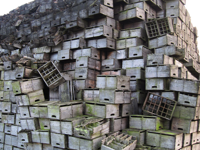 House of crates