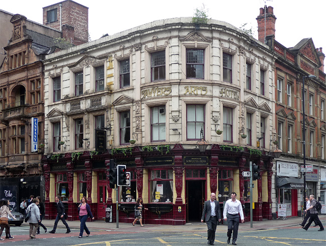 Sawyers Arms, Deansgate, Manchester