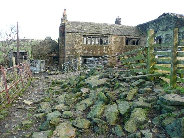 Bank Top Farm, Cragg Vale