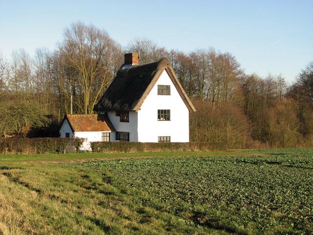 Gibbs Cottage, Kettleburgh