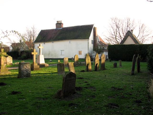 Church Farm, Kettleburgh