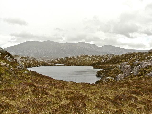 Loch an Alltain Rhiabhaich