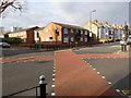 TQ2079 : All ways pedestrian crossing by Alan Murray-Rust