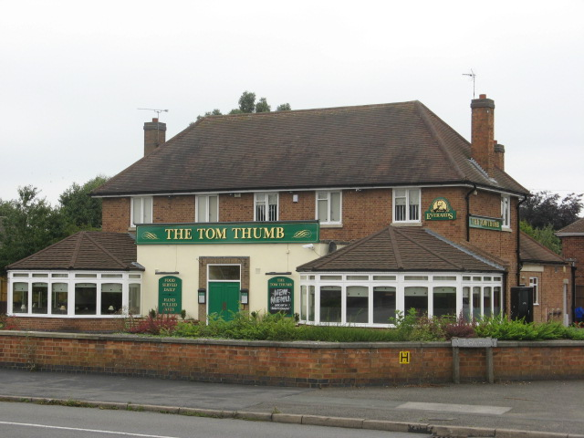 Blaby Tom Thumb Pub