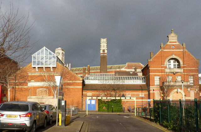 Acton swimming baths