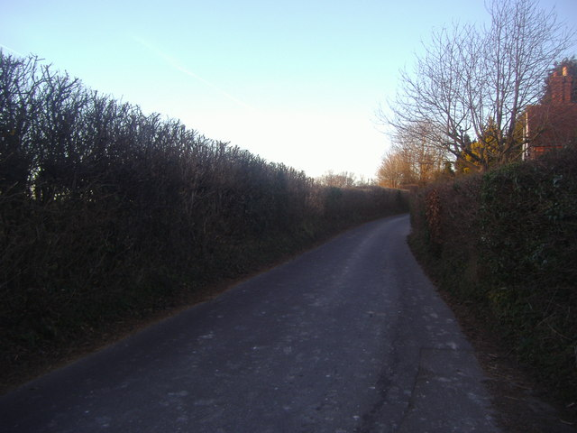 Chapel Lane by Phoenice cottages