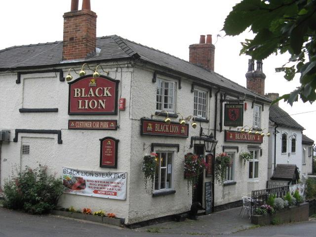 Blackfordby Black Lion Pub