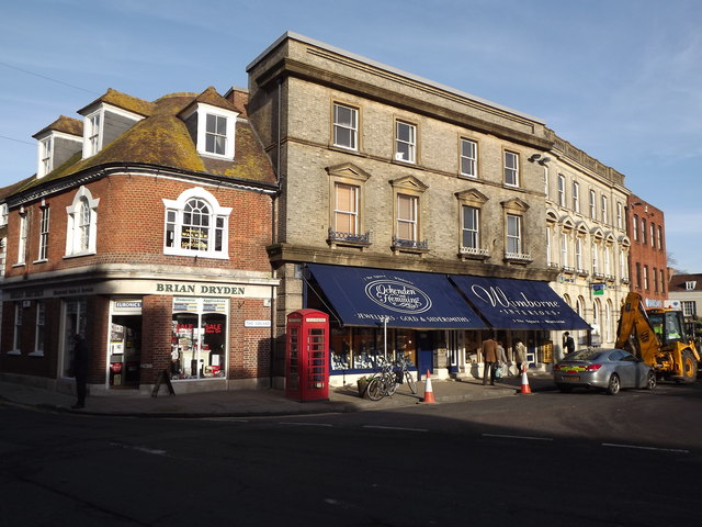The Square, Wimborne