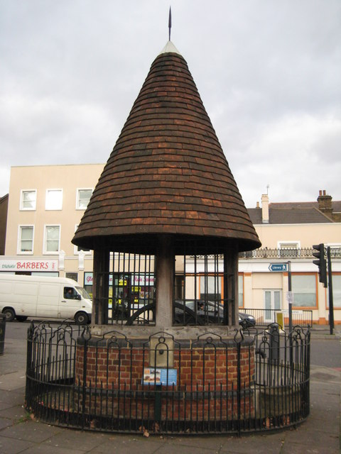 The Old Well, High Road, Tottenham