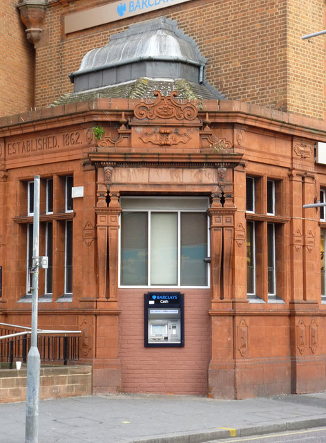 London and South Western Bank, Acton