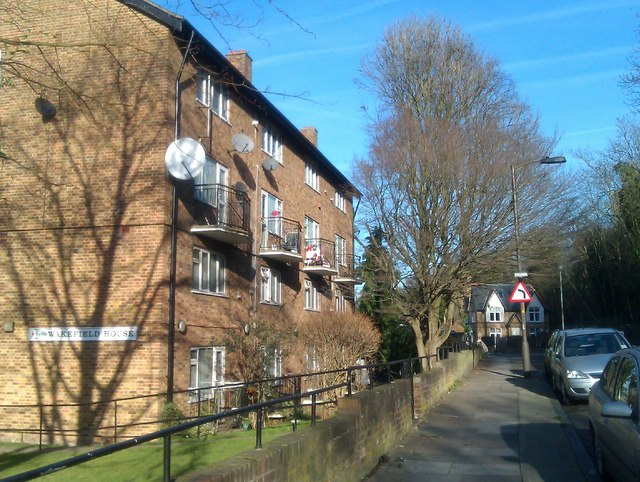 Wakefield House, Wood Vale
