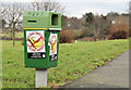 J4079 : Doggy bin, Holywood by Albert Bridge