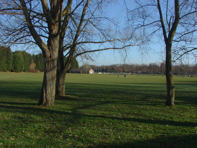 Goldsworth Park recreation ground