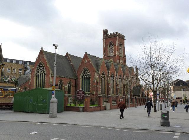 St Mary's Church, Acton