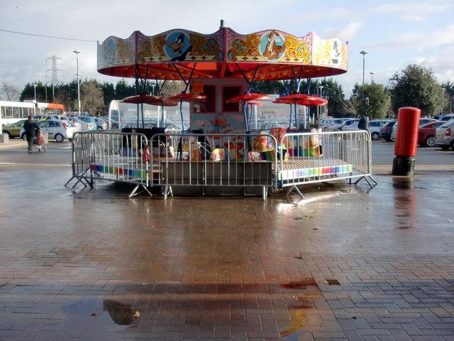 Carousel, Brookfield Centre, Cheshunt, Hertfordshire