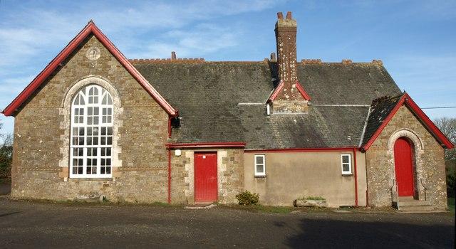 Village hall, Sampford Courtenay