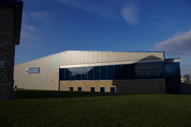 Industrial unit, White Lund Industrial Estate