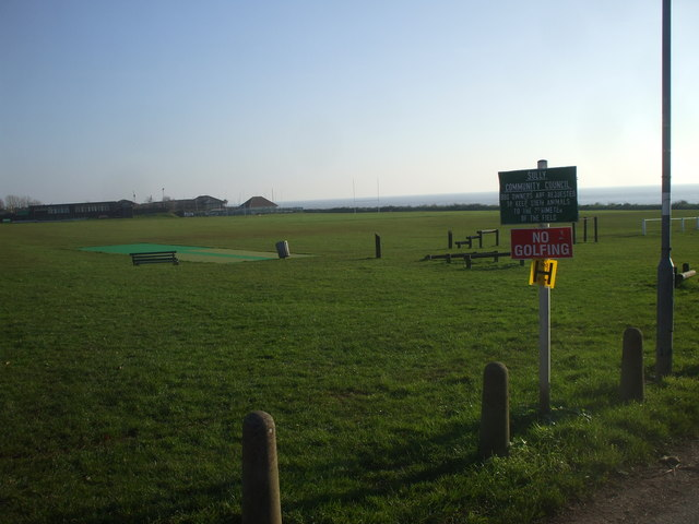 Recreation ground, Sully