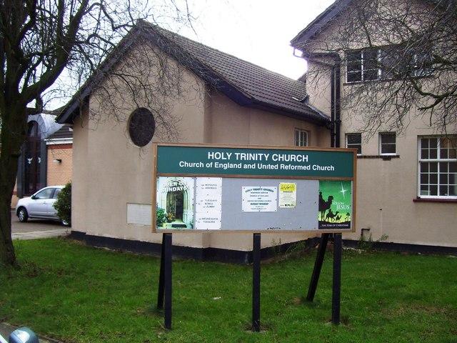 Holy Trinity Church, Greenford