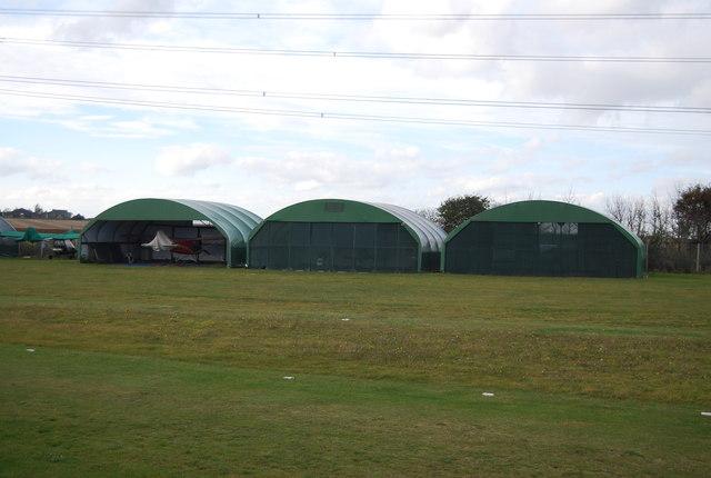 Hangars, Stoke Airfield