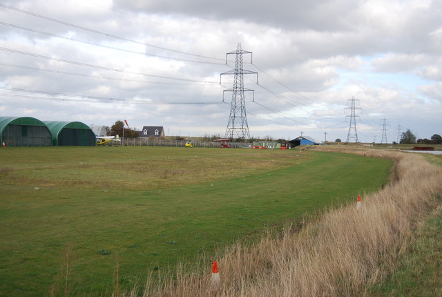Stoke Airfield
