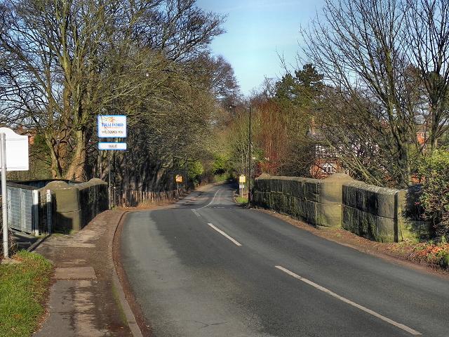 Ashley Bridge