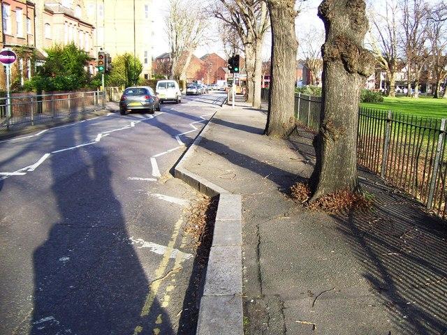 Acton Lane, Acton Green