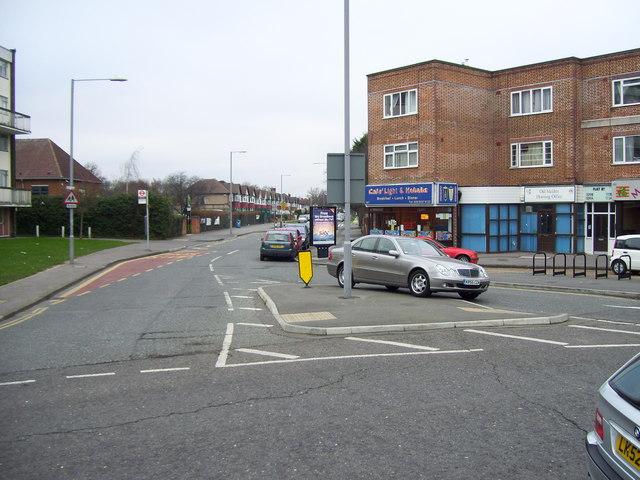Manor Drive North, Old Malden