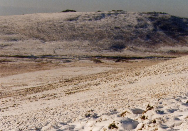 Below White Hill