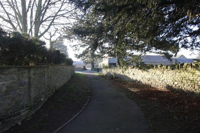 Towards Church End