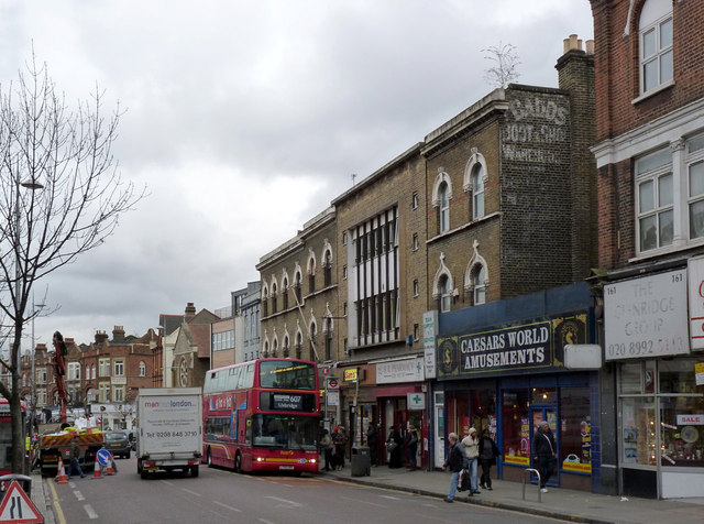 Acton High Street