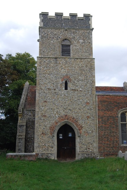 Tower, Church of St Mary
