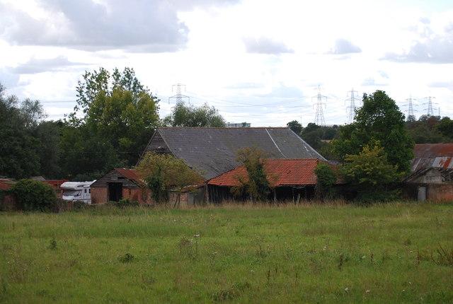 Outbuildings, Rise Hall Farm