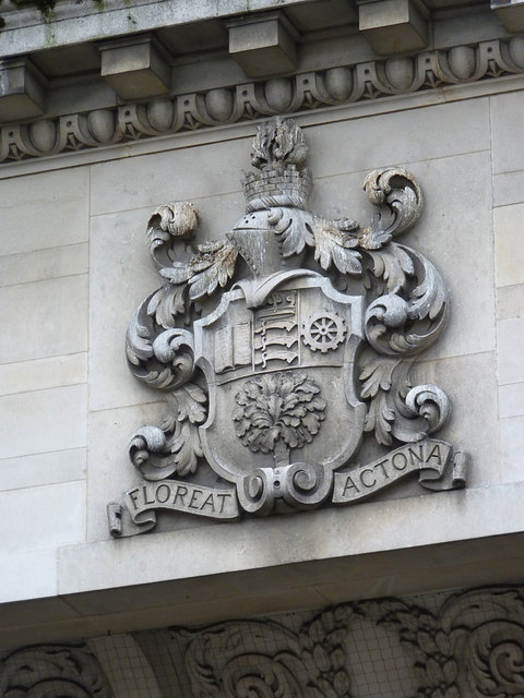 Acton Borough coat of arms