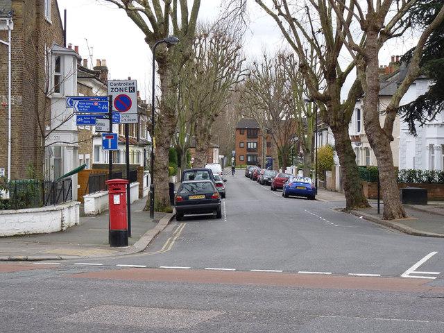 Mansell Road