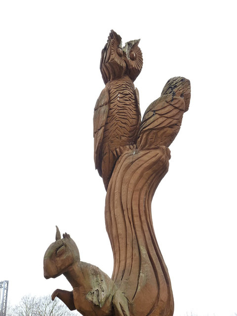 The Twilight Tree, Acton Park (detail)
