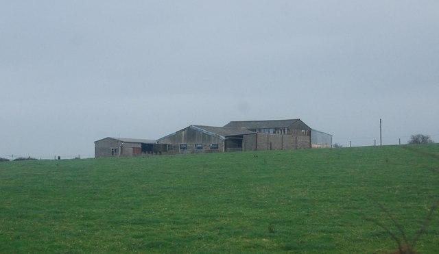 Farm buildings off Lee Lane