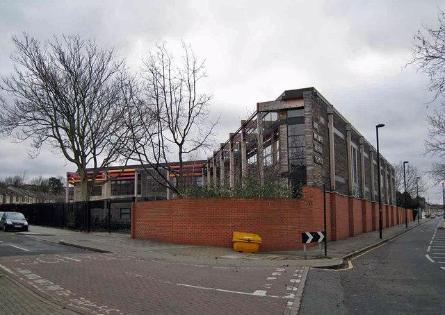 The Michael Tippett School, Lambeth