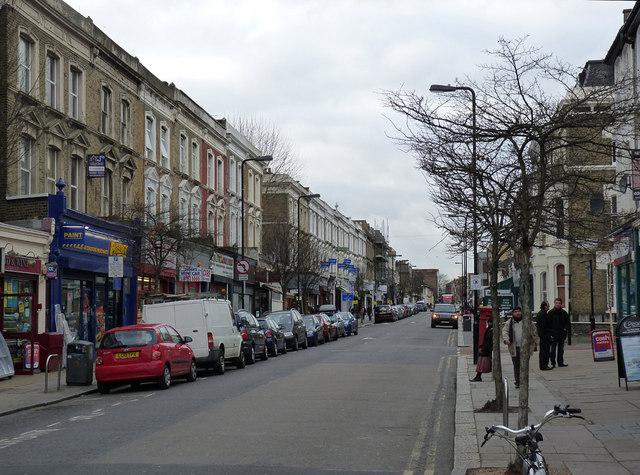 Churchfield Road