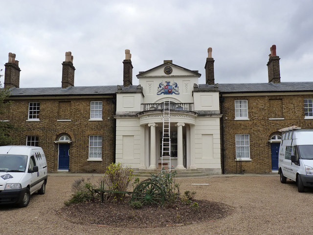 Goldsmiths' Buildings (2)