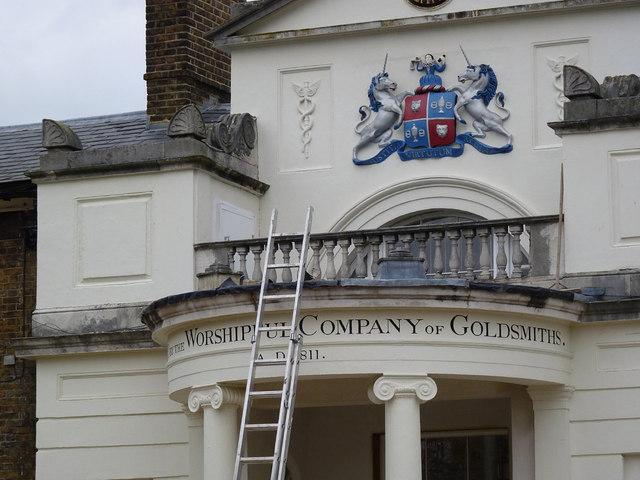 Goldsmiths' Buildings (3)