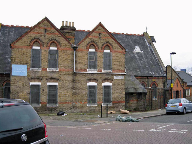 St John's Hall, Heron Road