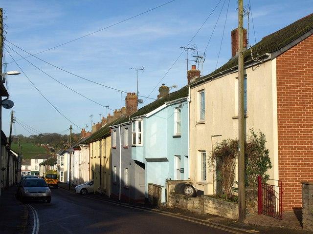 High Street, North Tawton