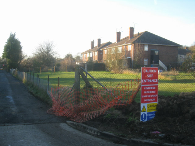 Access to sewage works